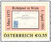 Rohrpost personal-stamp